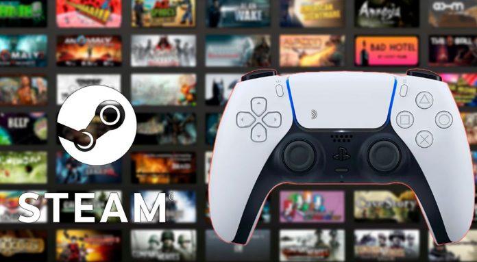 Steam Beri Dukungan Untuk Dualsens Controller Ps5