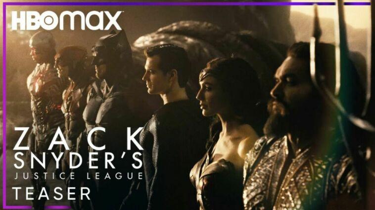 Trailer Baru Justice League Snyder Cut