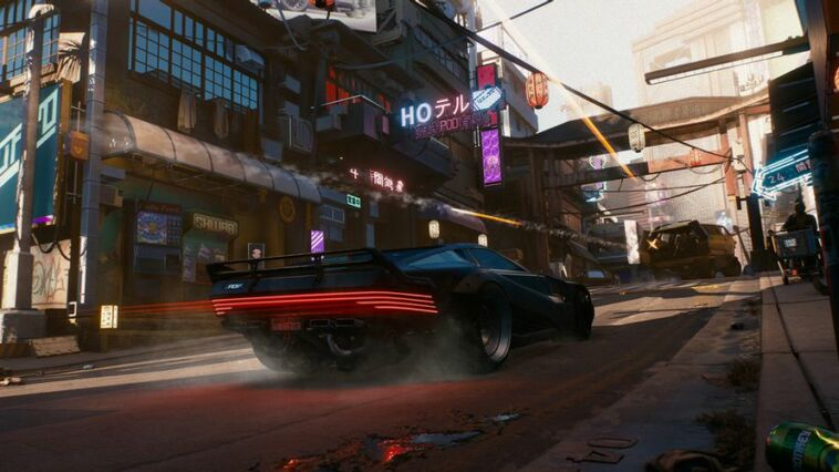 Trailer Gameplay Cyberpunk 2077