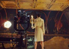 Wonder Woman Temukan Mural Darkseid