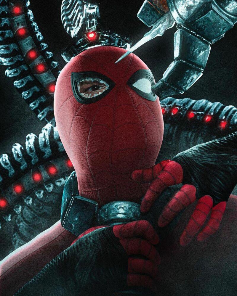 doctor octopus spider-man 3