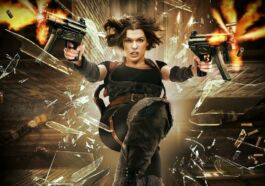 Paul W.S Anderson Resident Evil