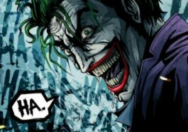 villain batman sadis joker