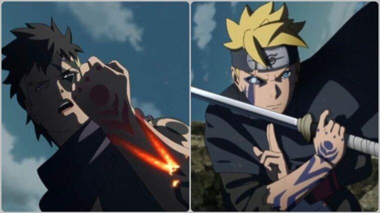 Akhirnya Kawaki Muncul Kembali Di Anime Boruto