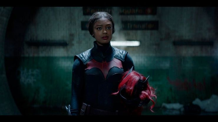 kostum batwoman javicia leslie