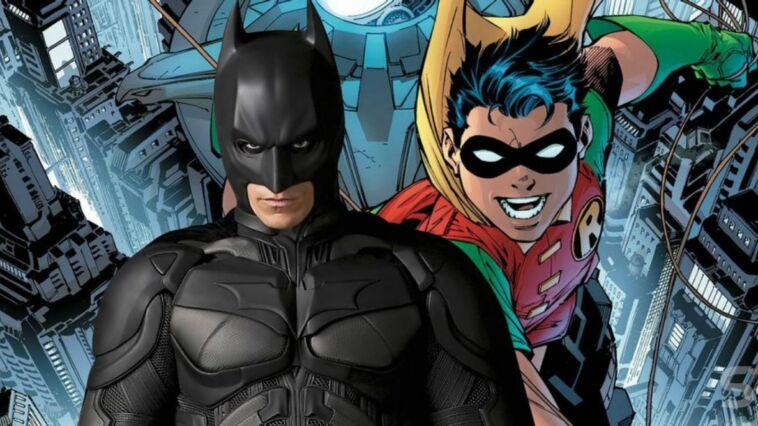 batman the graysons Christopher nolan