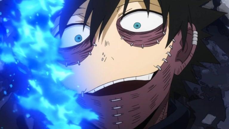 Karakter Anime Api Biru Dabi
