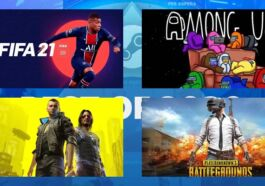 Daftar Game Steam Terlaris 2020