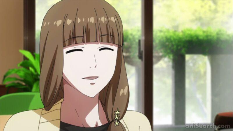 Karakter Ibu Terbaik Anime Fueguchi Ryoko