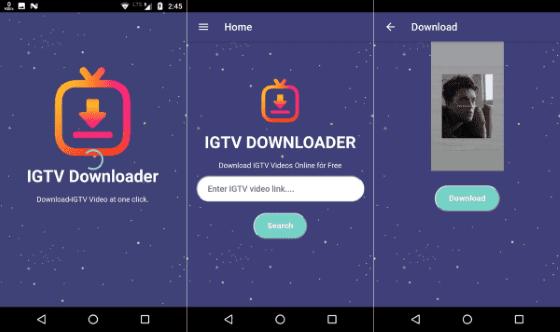 Igtv Videos Downloader 1