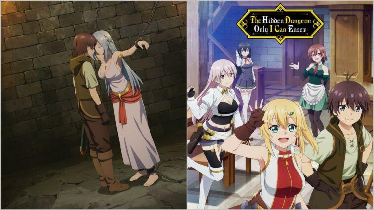 Informasi Terbaru Anime Kakushi Dungeon