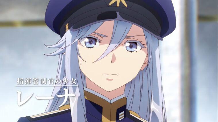 Informasi Terbaru Anime Militer Eighty Six