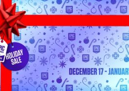 Jadwal Epic Games Store Holiday Sale 2020