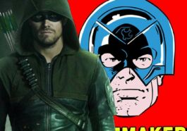 Green arrow Peaemaker