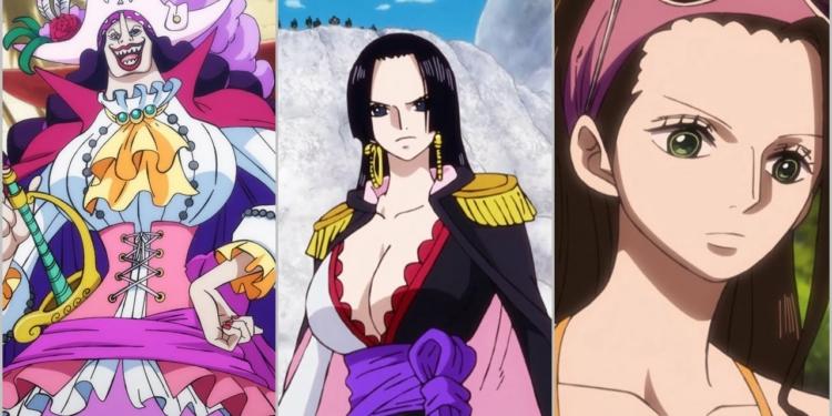 Karakter Wanita Terkuat One Piece