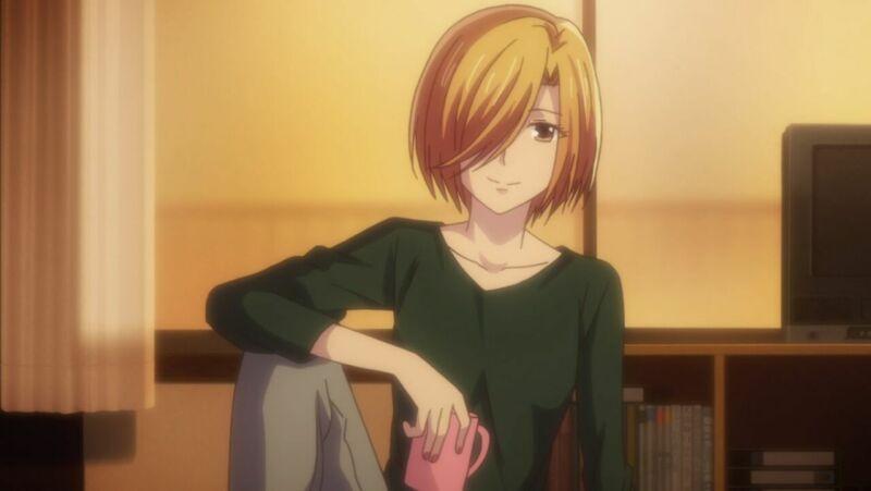 Karakter Ibu Terbaik Anime Kyoko Honda