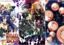 Rekomendasi Anime Overpower Terbaik