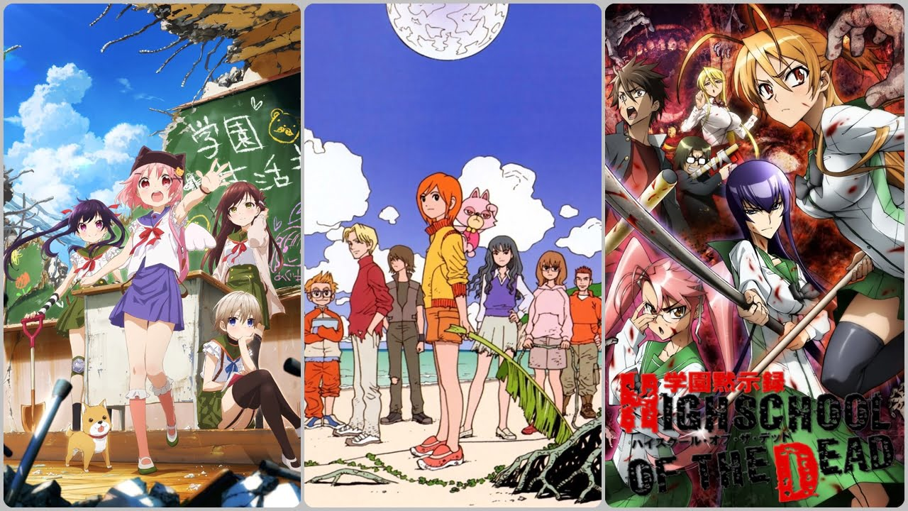 Rekomendasi Anime Survival Yang Menegangkan