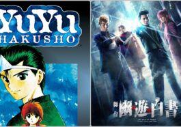 Serial Yu Yu Hakusho Mendapatkan Adaptasi Live Action
