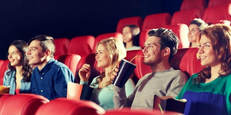 Alasan kangen nonton bioskop