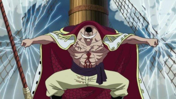 One Piece Haoshoku Haki Whitebeard