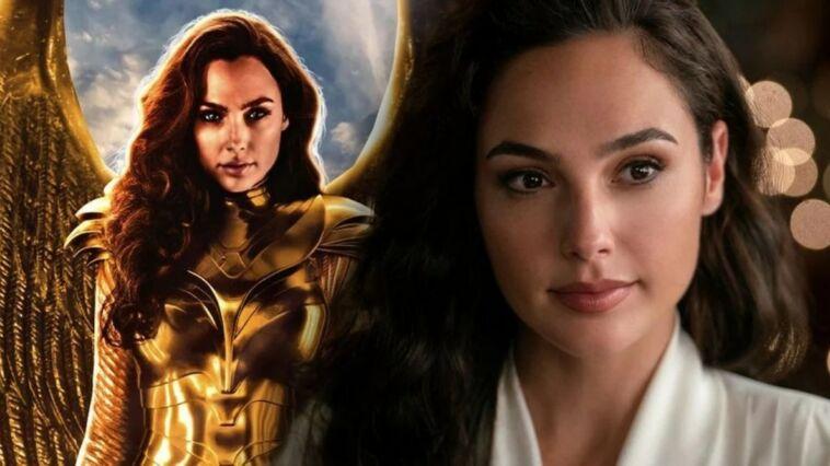 Wonder Woman 3 Gal Gadot
