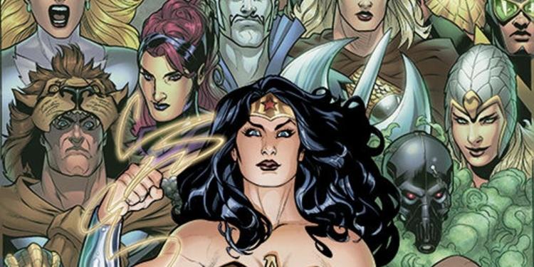 Villain Wonder Woman paling berbahaya
