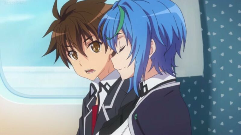 Anak Issei Highschool DxD Zen Quarta