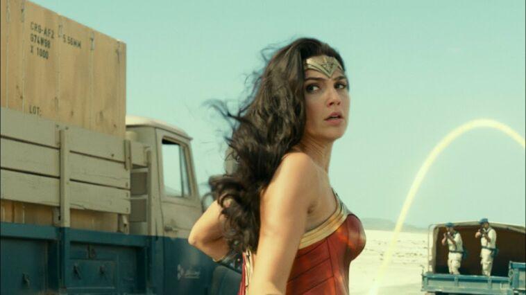 Adegan Pembuka Wonder Woman 1984