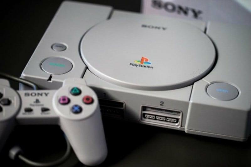 console Playstation 1 Dikenang