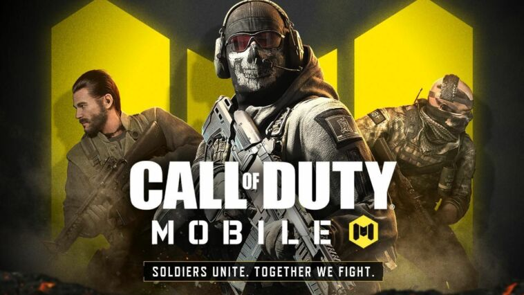 Call Of Duty Mobile Map Baru