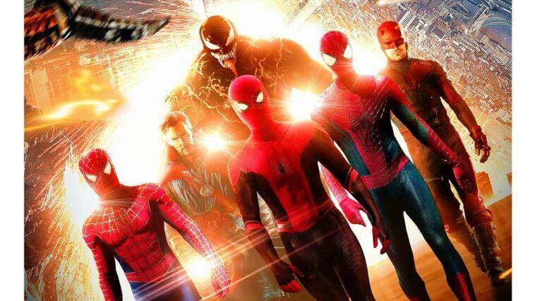 Fan Art Poster Spider Man 3