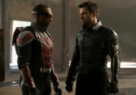 Foto Baru Falcon Winter Soldier