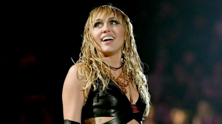 lagu cover Miley Cyrus