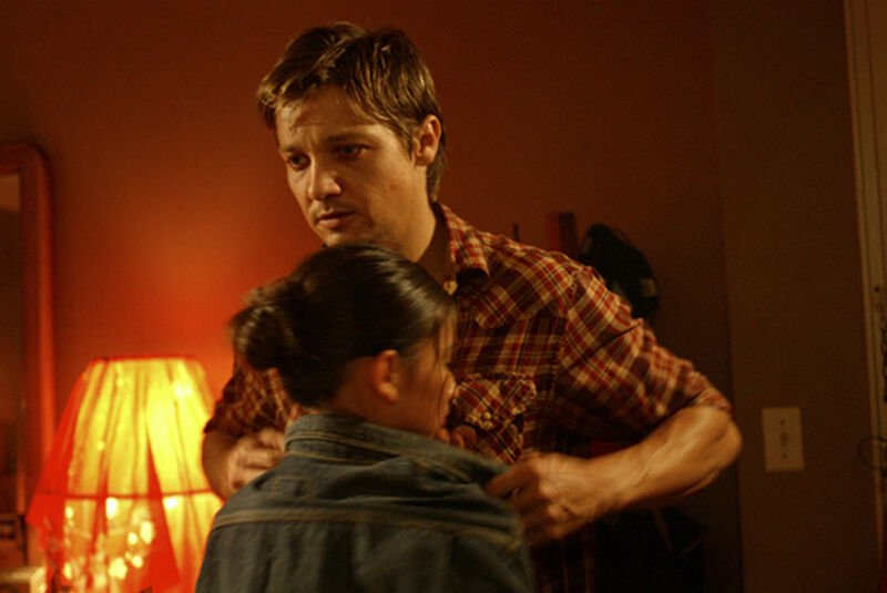 Jeremy Renner 12 And Holding