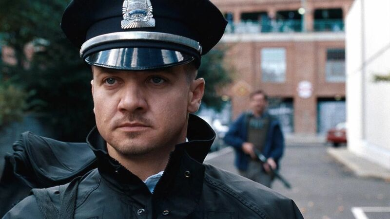 Jeremy Renner The Town