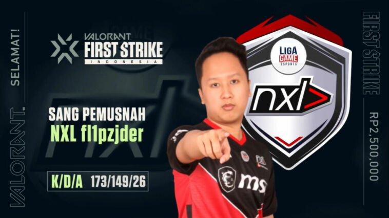 Juara Valorant First Strike Indonesia