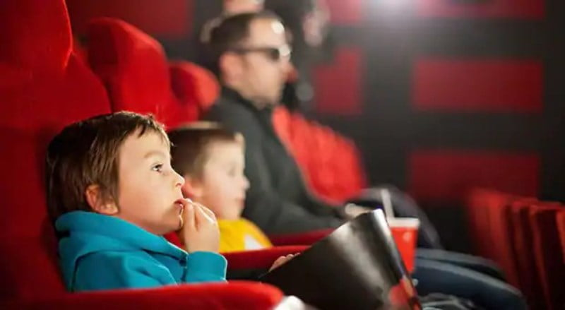 Kangen nonton di bioskop