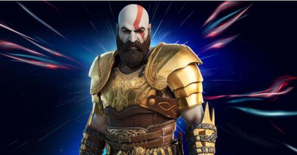 Kratos Menari