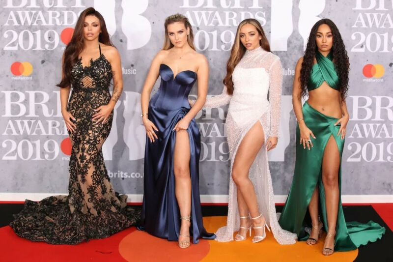Little Mix Brit Awards 20191