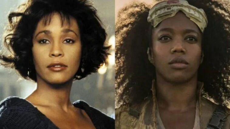 Naomi Ackie Whitney Houston