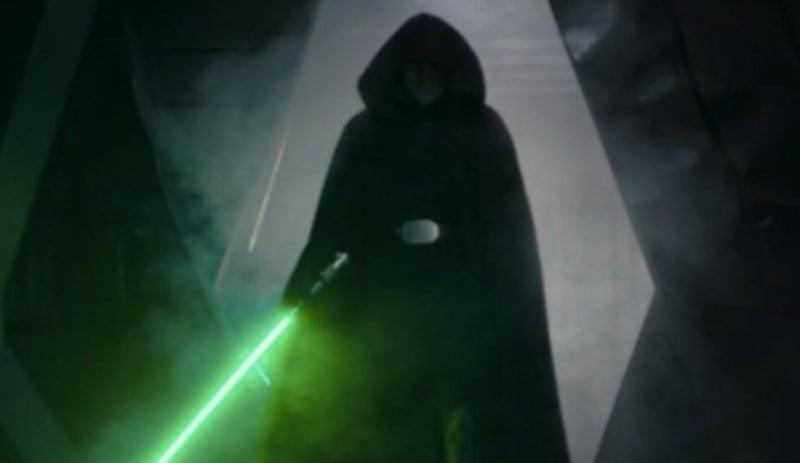 Luke Skywalker The Mandalorian Season 2