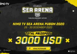 Nimo Tv Sea Arena Pubgm 2020