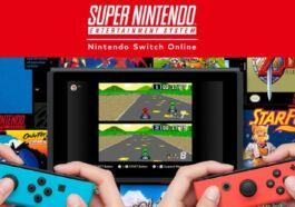 Nintendo Switch Online Game Baru
