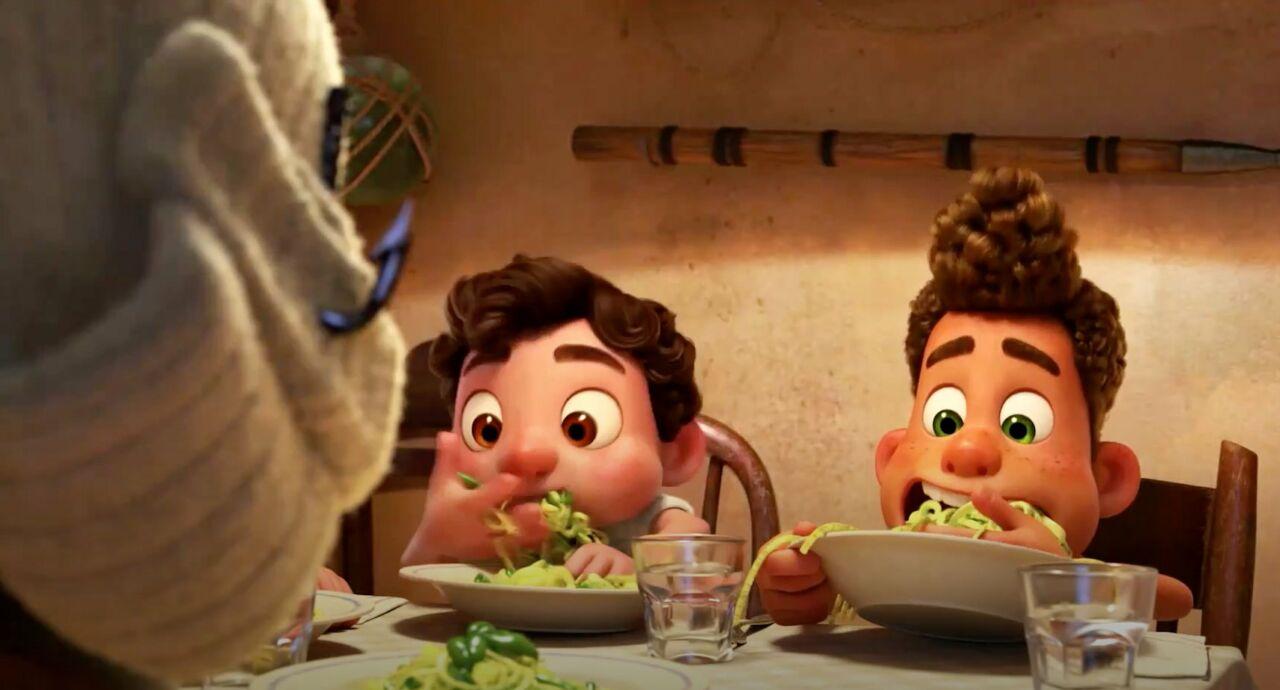Tampilan Pertama Luca, Film Animasi Terbaru Pixar