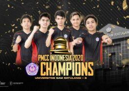 Pubg Mobile Campus Championship Universitas Sam Ratulangi B
