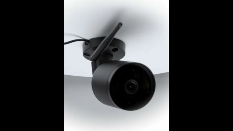 Smart Ip Camera Outdoor