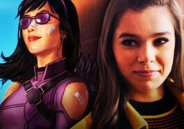 Hailee Steinfeld Kate Bishop hawkeye
