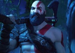 Trailer Kratos Fortnite