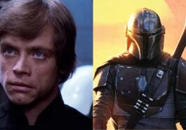 Luke Skywalker The Mandalorian Season 2